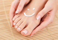 Seus pés sempre saudáveis