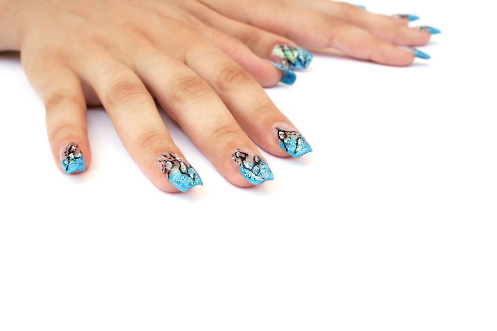 HD wallpapers videos de unhas decoradas passo a passo