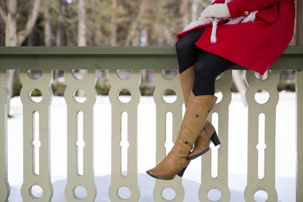 Moda para o frio como usar botas sonhos com br